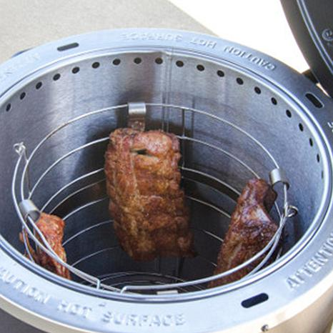 Char Broil Tru Infrared 3 In 1 Roaster Smoker And Grill W